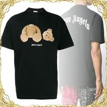 関税込◆Palm Angels Bear short sleeves T-shirt