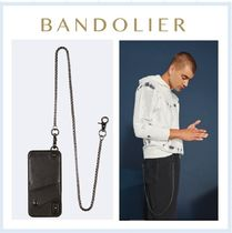 【メンズバンドリヤー】Ryder Wallet Chain Strap Black/Pewter