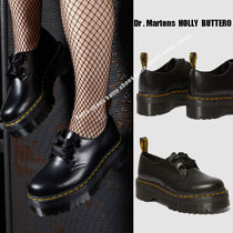 Dr Martens★HOLLY BUTTERO★2ホール★厚底