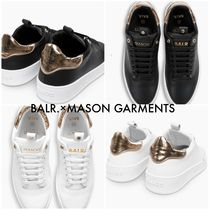☆BALR.☆X MASON GARMENTS ROMA SNEAKERS WHITEオランダ発送