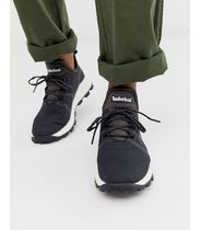Timberland Trainer ☆★Brooklyn hiker trainers in black