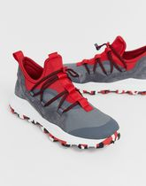 Timberland Trainer ☆★Brooklyn hiker trainers grey & red