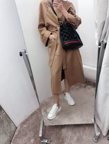 【LOEWE】2019/20AW新作 Oversize Belt Coat (Camel)