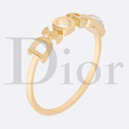 Dior☆DIO(R)EVOLUTION RING リング / gold