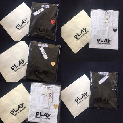 COMME des GARCONS Tシャツ・カットソー COMME des GARCONS PLAY Tシャツ ハートロゴ(3)