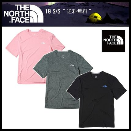 THE NORTH FACE Tシャツ・カットソー ★関税込★THE NORTH FACE★NEW RECOVERY S/S R/TEE 1★3色★
