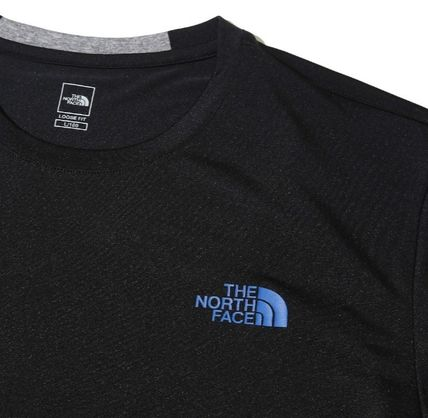 THE NORTH FACE Tシャツ・カットソー ★関税込★THE NORTH FACE★NEW RECOVERY S/S R/TEE 1★3色★(4)