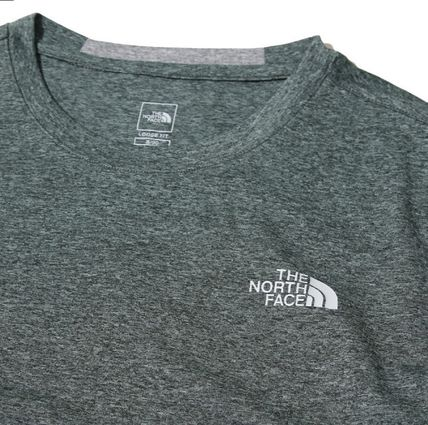 THE NORTH FACE Tシャツ・カットソー ★関税込★THE NORTH FACE★NEW RECOVERY S/S R/TEE 1★3色★(9)