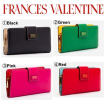 【FRANCES VALENTINE】☆大人気長財布☆Jefferson Slim Wallet