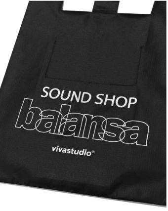 vivastudio トートバッグ 韓国ブランド[VIVASTUDIO]VIVASTUDIO X BALANSA SHOPPER BAG(2)