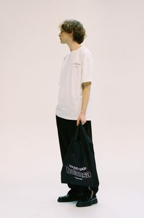 vivastudio トートバッグ 韓国ブランド[VIVASTUDIO]VIVASTUDIO X BALANSA SHOPPER BAG(4)