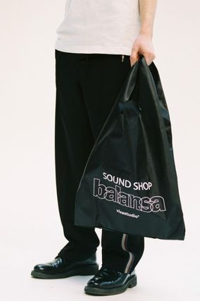 vivastudio トートバッグ 韓国ブランド[VIVASTUDIO]VIVASTUDIO X BALANSA SHOPPER BAG(5)