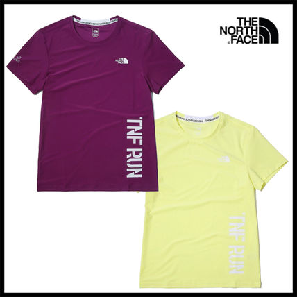 THE NORTH FACE Tシャツ・カットソー 【THE NORTH FACE】W'S TECH RUN S/S R/TEE★日本未入荷★19SS