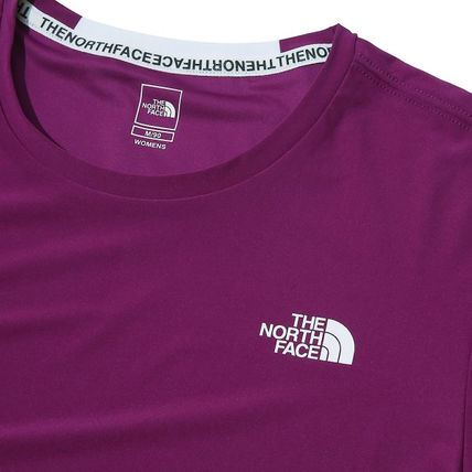 THE NORTH FACE Tシャツ・カットソー 【THE NORTH FACE】W'S TECH RUN S/S R/TEE★日本未入荷★19SS(4)