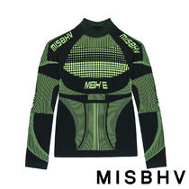 【MISBHV】ミスビへイブ Europa Active Long sleeve NEW!