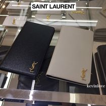 新作!SAINT LAURENT☆IPHONE XS MAXケース ウォレット