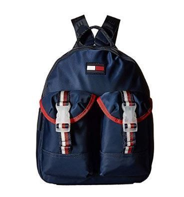 Tommy Hilfiger バックパック・リュック 国内発 関税無★Tommy Hilfiger★Lola Small Backpack