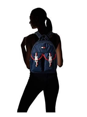 Tommy Hilfiger バックパック・リュック 国内発 関税無★Tommy Hilfiger★Lola Small Backpack(4)
