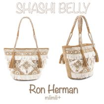 Ron Herman*SHASHI BELLYトートバッグ*送関込