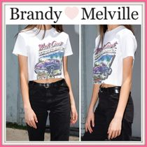 NEW!! 19SS!!  ☆Brandy Melville☆ AMY WEST COAST TOP