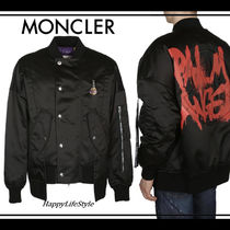 COOL!◇Moncler X Palm Angels ボンバージャケット◇MONCLER