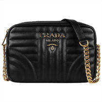 【関税負担】 PRADA DIAGRAMME CROSS BODY BAG