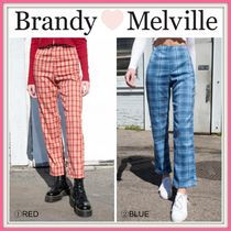 NEW!! 19SS!! ☆Brandy Melville☆ TILDEN PANTS