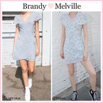 NEW!! 19SS!!  ☆Brandy Melville☆ ROBBIE DRESS