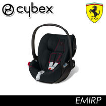 CYBEX★フェラーリBLACK CLOUD Z I-SIZE カーシート