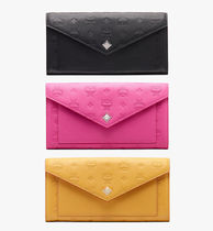 ★MCM正規品★LOVE LETTER MONOGRAM LEATHER 2段 長財布
