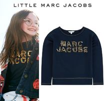 Little Marc Jacobs☆ロゴ・長袖Tシャツ・ネイビー(2-12Y)2019AW