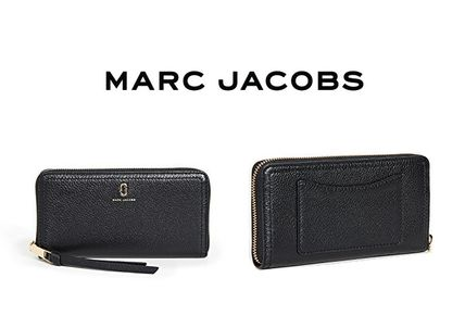 MARC JACOBS☆The Softshot Standard Continental Wallet 長財布