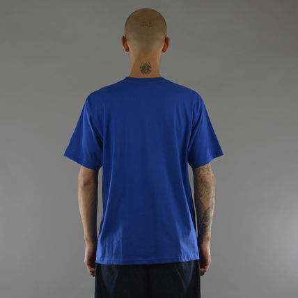 After Homework Tシャツ・カットソー AFTER HOMEWORK UNISEX POLO CLUB T-SHIRT BLUE(2)