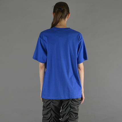 After Homework Tシャツ・カットソー AFTER HOMEWORK UNISEX POLO CLUB T-SHIRT BLUE(4)