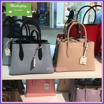 【kate spade】上品スタイル★2way ♪ eva small satchel ★