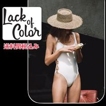 【Lack of Color】日本未入荷★ Sunnydip Fray Boater