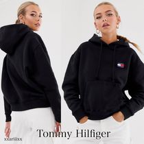 ◆NEW◆TOMMY JEANS◆ ロゴ フーディー パーカー