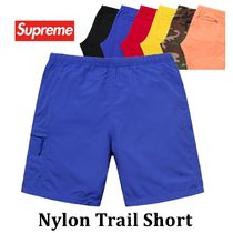 Supreme シュプリーム Nylon Trail Short SS 19 WEEK 16