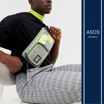 ASOS/Reclaimed Vintage ポケット スクエア ボディバッグ