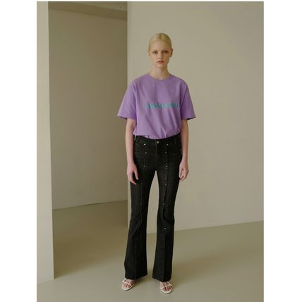 ANDERSSON BELL Tシャツ・カットソー [Andersson Bell] ★ UNISEX  SIGNATURE EMBROIDERY T-SHIRT(6)