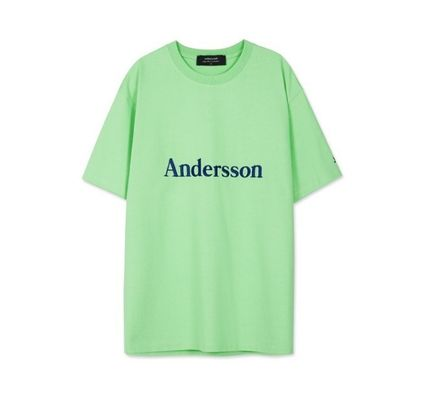 ANDERSSON BELL Tシャツ・カットソー [Andersson Bell] ★ UNISEX  SIGNATURE EMBROIDERY T-SHIRT(13)