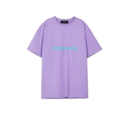 ANDERSSON BELL Tシャツ・カットソー [Andersson Bell] ★ UNISEX  SIGNATURE EMBROIDERY T-SHIRT(15)