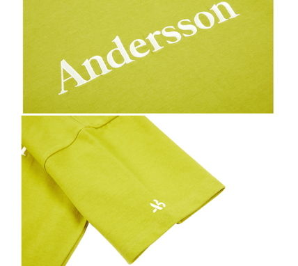 ANDERSSON BELL Tシャツ・カットソー [Andersson Bell] ★ UNISEX  SIGNATURE EMBROIDERY T-SHIRT(18)