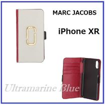 MARC JACOBS【国内発送】Snapshot iPhone XR Case☆NEW