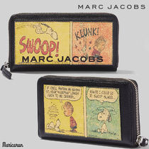 PEANUTS X MARC JACOBS THE STANDARD CONTINENTAL WALLET