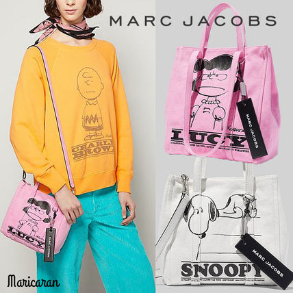 PEANUTS X MARC JACOBS THE MINI TAG TOTE