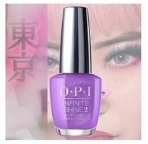 OPI  INFINITE SHINE ISL T85  Samurai Breaks a Nail 送料込