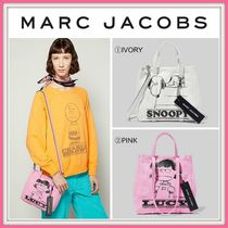 コラボ商品!! ☆PEANUTS X MARC JACOBS☆ THE MINI TAG TOTE