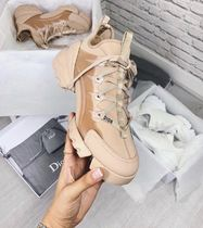 2019 S/S DIOR 最新作★★D-CONNECT SNEAKER in beige