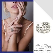 VOGUE掲載!日本完全未入荷Co.Ro.Jewels ACQUEDOTTO RING SILVER